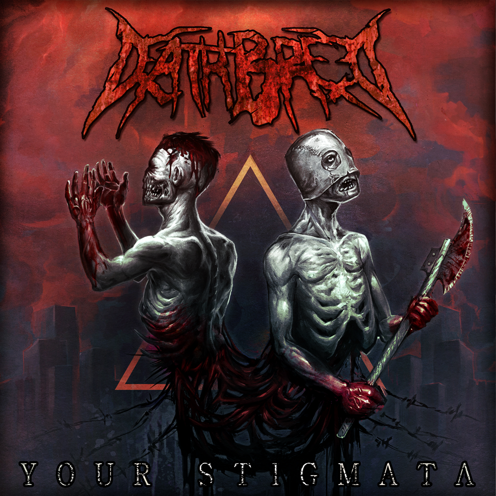 Deathbreed-Your Stigmata Cover